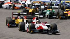 Stoffel Vandoorne - ART Grand Prix GP2 Series (2014)