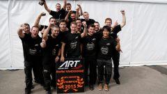 Stoffel Vandoorne - Campione del Mondo di GP2 (2015)