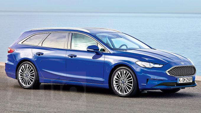 Stop alla produzione Ford Mondeo: la station wagon