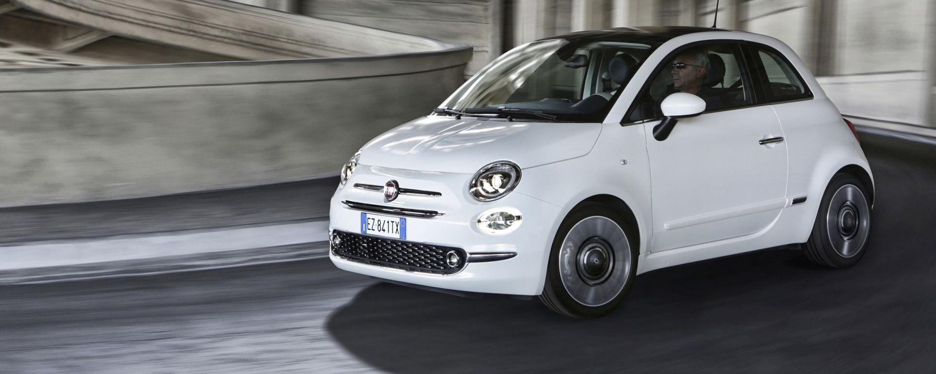 Stop diesel: a rischio la produzione della Fiat 500 a gasolio