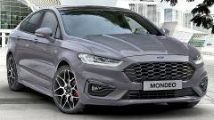Stop produzione Ford Mondeo: da marzo 2022 l'auto non sarà più costruita