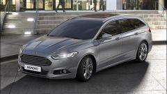 Stop produzione Ford Mondeo: la chiusura causata dal successo di SUV, crossover e ibridi