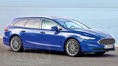 Stop produzione Ford Mondeo: la versione station wagon