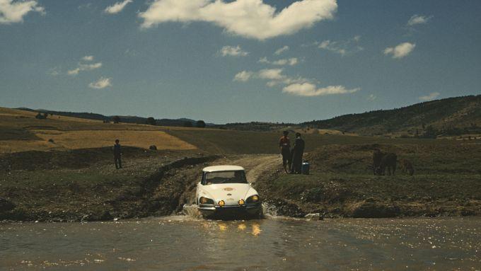 Storia rally: la Citroen DS tra gli anni 60 e 70