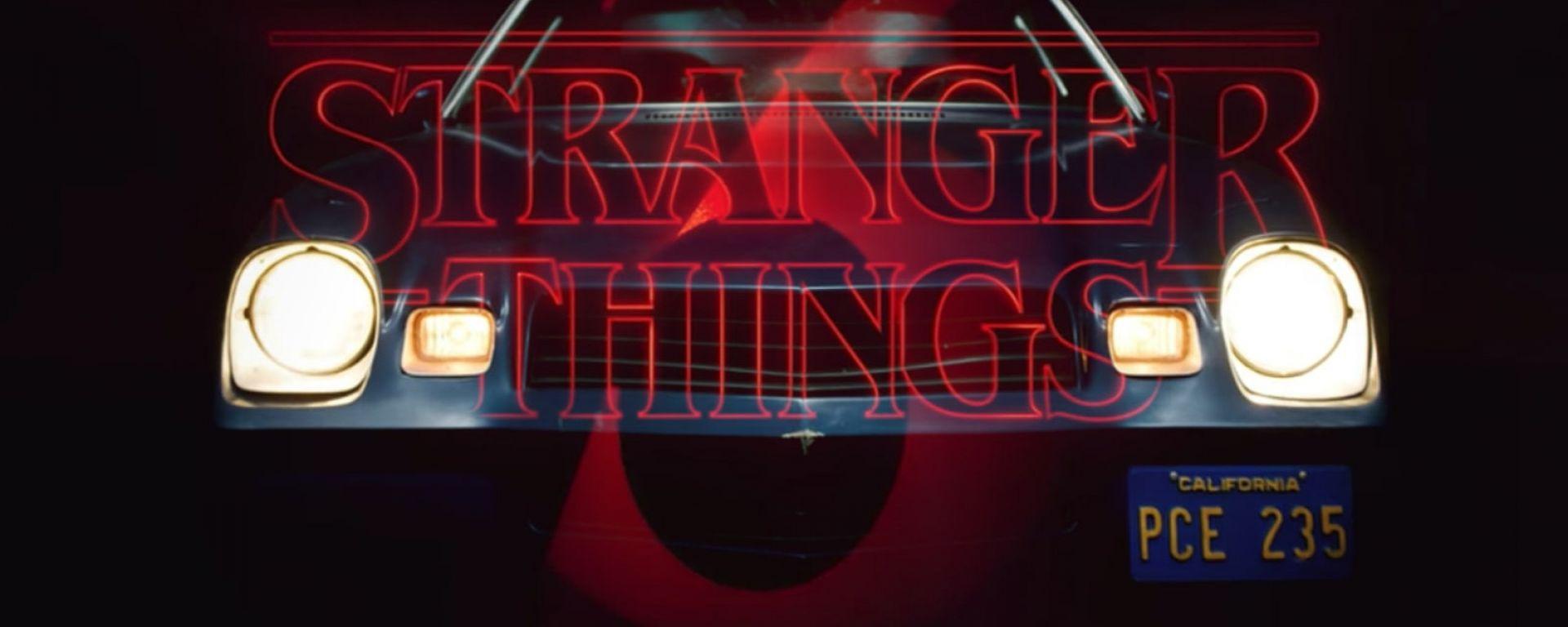 Stranger Things 3: tutte le auto della serie Netflix