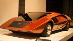 Stratos Zero, l'originale by Gandini (1970)