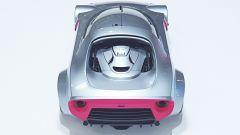 Stratus 2025 by ColorSponge, dettaglio del cofano motore