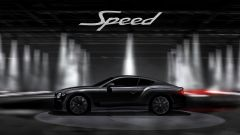 Bentley Continental GT Speed: il video teaser