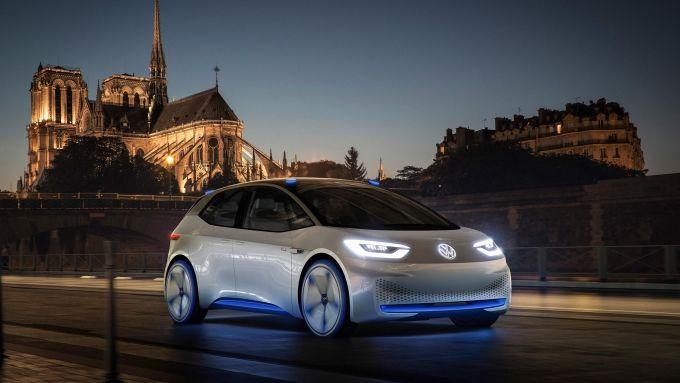 Studio Castrol sulle EV: la nuova compatta Volkswagen
