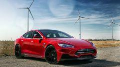Studio Castrol sulle EV: Tesla, marchio