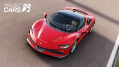 Style Pack di Project Cars 3: la Ferrari SF90 Stradale