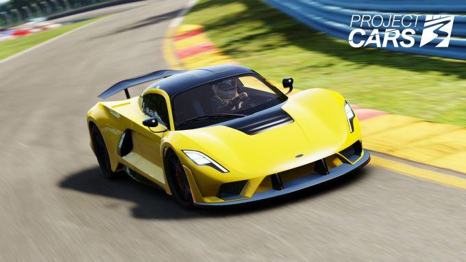 Style Pack di Project Cars 3: la Hennessey Venom F5