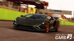 Style Pack di Project Cars 3: la Lamborghini Sian FKP 37