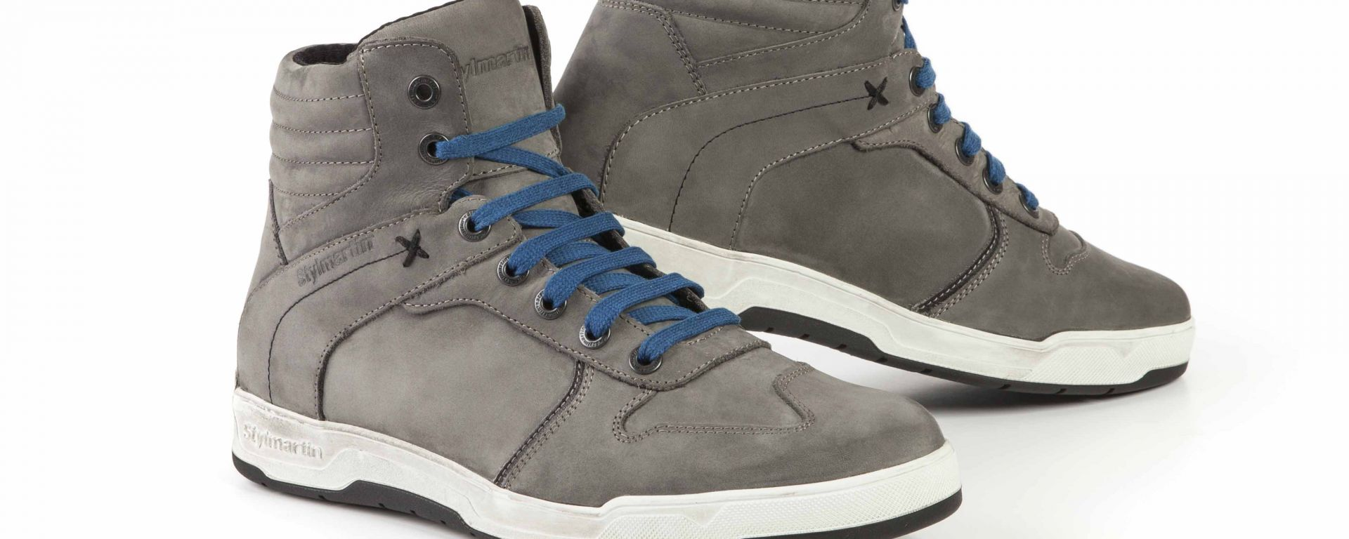 Stylmartin Smoke: le nuove sneakers unisex da città
