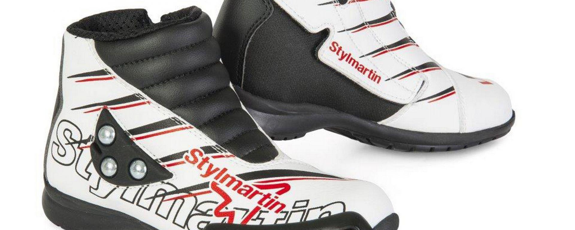 Stylmartin Speed Jr S1: nuove grafiche e tinte