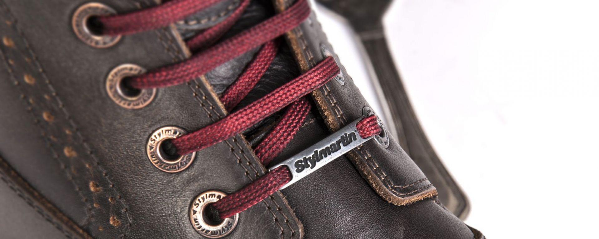 Stylmartin: scarponcino Iron, stivali Stealth Evo e Wave