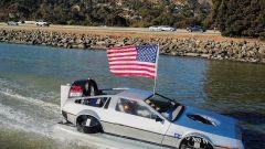 La DeLorean volante all'asta [VIDEO] - Immagine: 9