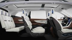 Subaru Ascent: ecco il SUV a otto posti, le foto uffuciali - Immagine: 4
