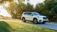 Subaru Ascent: ecco il SUV a otto posti, le foto uffuciali - Immagine: 11