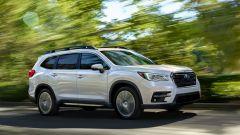 Subaru Ascent: prima immagine del SUV a 8 posti di Subaru