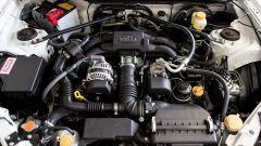 Subaru BRZ 2017: il motore boxer