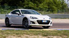 Subaru BRZ 2017: prova in pista all'Autodromo di Modena