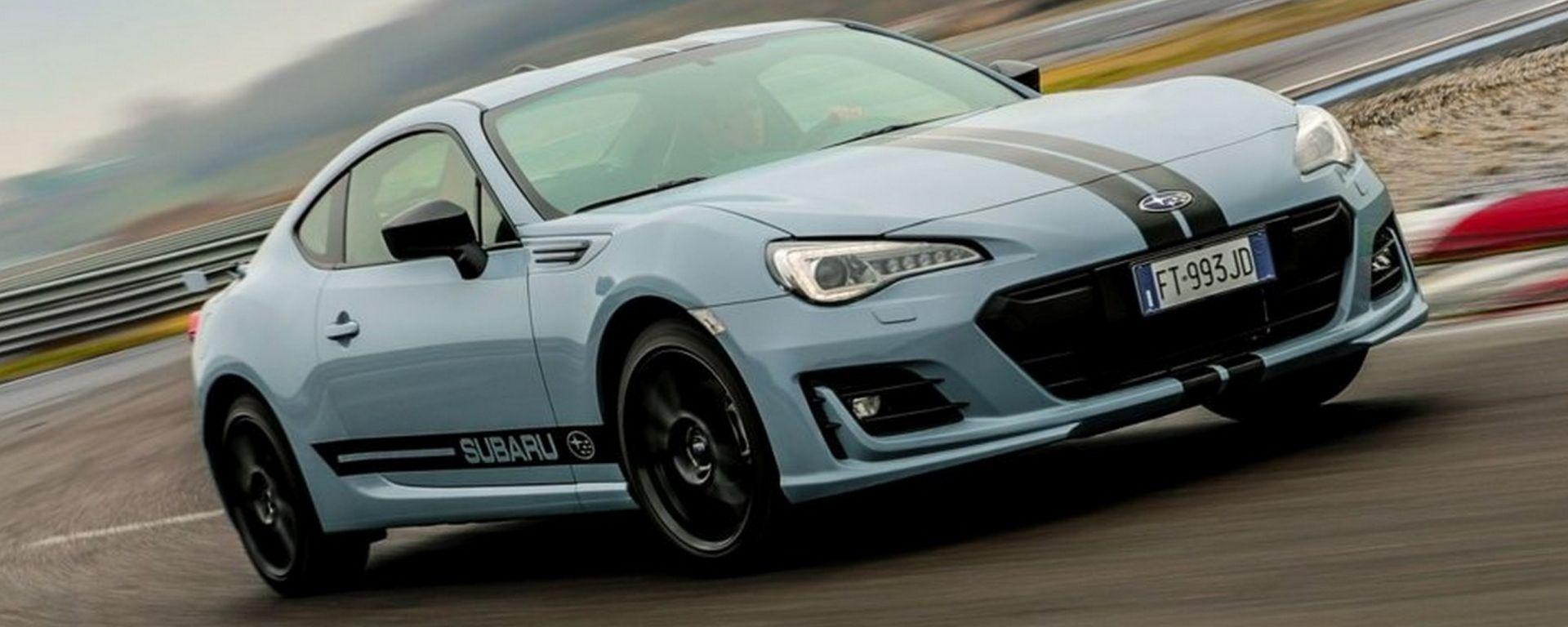 Subaru BRZ 2019 Gunma Edition: ecco la nuova versione sportiva