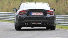 Subaru BRZ 2020 posteriore