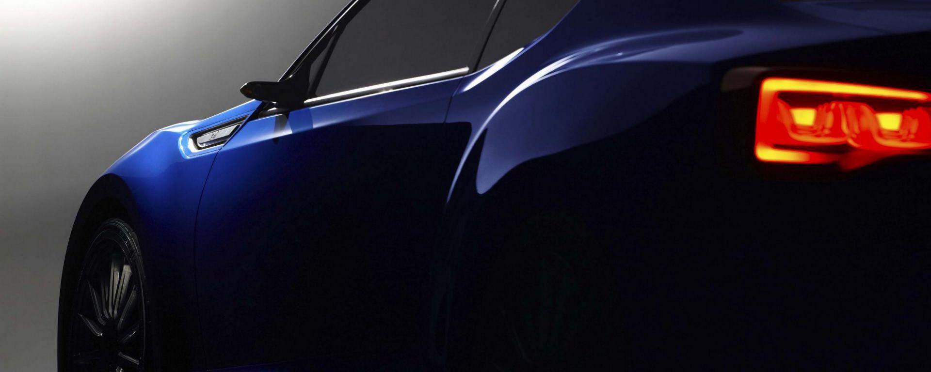 Subaru BRZ e Toyota GT86: confermate. Presto i nuovi modelli