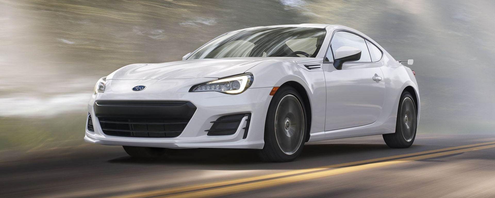 Subaru BRZ: rinnovata la versione USA