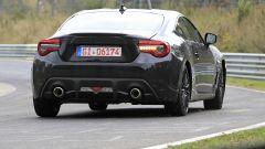 Subaru BRZ: il posteriore