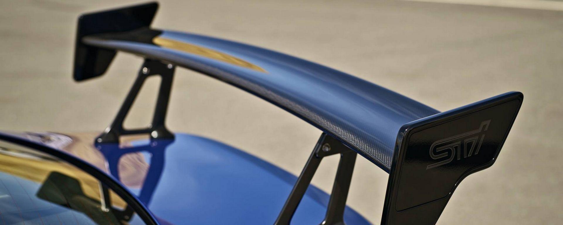 Subaru BRZ STI: la prima immagine teaser