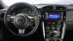 Subaru BRZ Ultimate Edition: finiture blu anche per gli interni