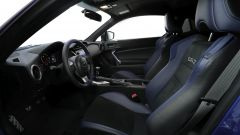 Subaru BRZ Ultimate Edition: gli interni esclusivi