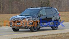 Subaru Forester 2021: visuale di 3/4 anteriore