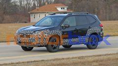 Subaru Forester 2021: ecco le prime foto spia del restyling