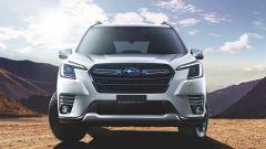 Subaru Forester 2022, come cambia il C-SUV giapponese