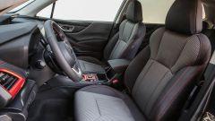 Subaru Forester e-Boxer 4dventure: gli interni