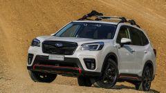 Subaru Forester e-Boxer 4dventure: il video