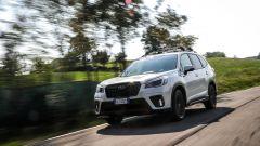 Nuova Subaru Forester e-Boxer 4dventure: ibrida votata all'avventura - Immagine: 2