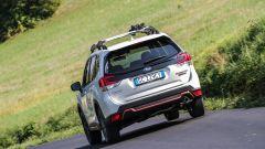 Subaru Forester e-Boxer 4dventure: il posteriore