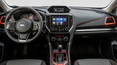 Subaru Forester e-Boxer 4dventure: la plancia