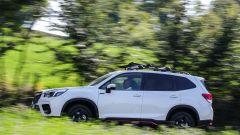 Subaru Forester e-Boxer 4dventure: vista laterale