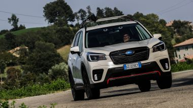Subaru Forester e-Boxer 4dventure