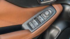 Subaru Forester e-Boxer Premium: ben curati gli accoppiamenti