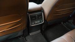 Subaru Forester e-Boxer Premium: dettaglio delle bocchette posteriori