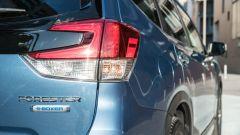 Subaru Forester e-Boxer Premium: faro posteriore a LED