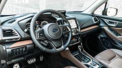 Subaru Forester e-Boxer Premium: gli interni