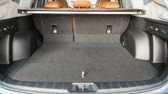 Subaru Forester e-Boxer Premium: il bagagliaio