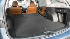 Subaru Forester e-Boxer Premium: la massima capacitò di carico